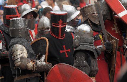 The Vatican and the Knights Templar