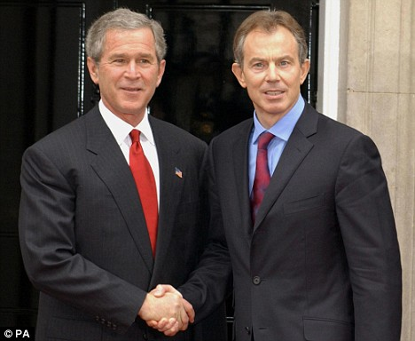 Bush and Blair Adminstrations Found Guilty Of War Crimes, Mass Murder and Genocide!