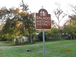 Salado Historic District