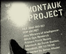 The Montauk Project: One Man's Story featuring Stewart Swerdlow