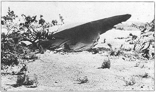 UFO TECHNOLOGY FROM ROSWELL 1947