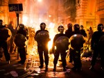 Athens Mass Protests: Petrol Bombs, Tear Gas, Stun Grenades Sept 26/2012 – Live Blogging