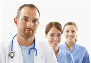 Apprehensive, Many Doctors Shift to Jobs With Salaries