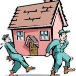 moving a house graphic