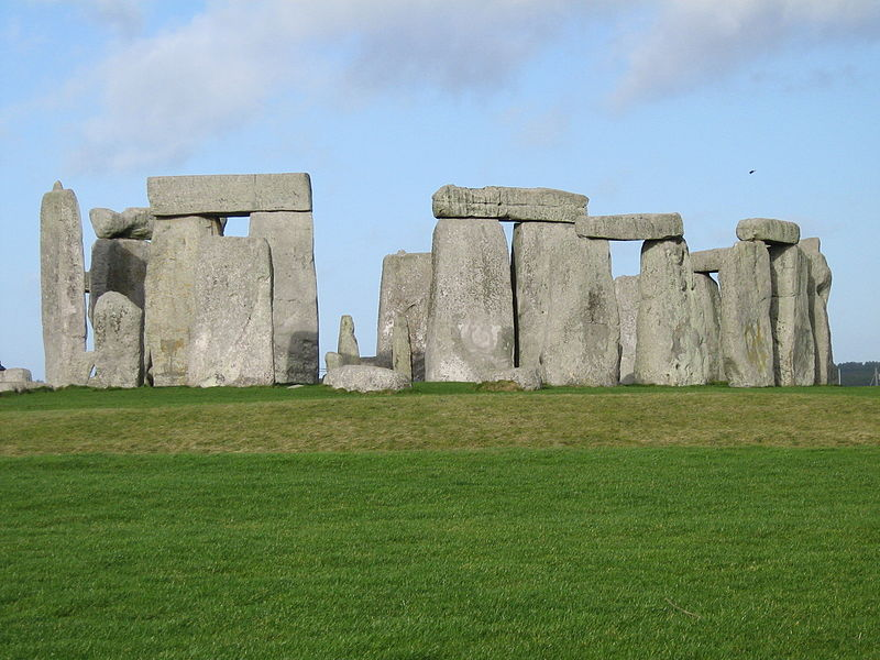 Exclusive! Full report of Stonehenge, discovered by Matteo Ianneo