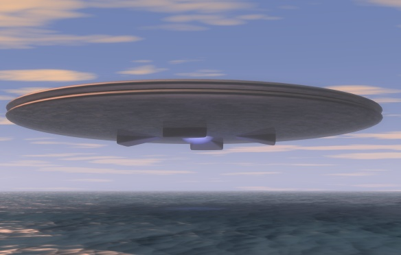 UFO stalks passenger jet near Seattle (Video)