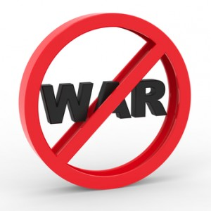 No war icon