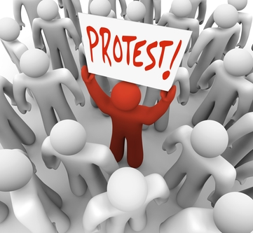 "Two-day strike planned to protest ""the state terror implemented against entirely peaceful protests"""