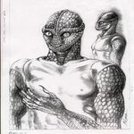 Coast to Coast AM on Reptilians & Other Mysteries: