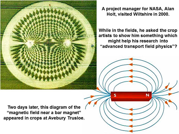 Crop Circles, Amazing Thoughts By NASA Project Manager