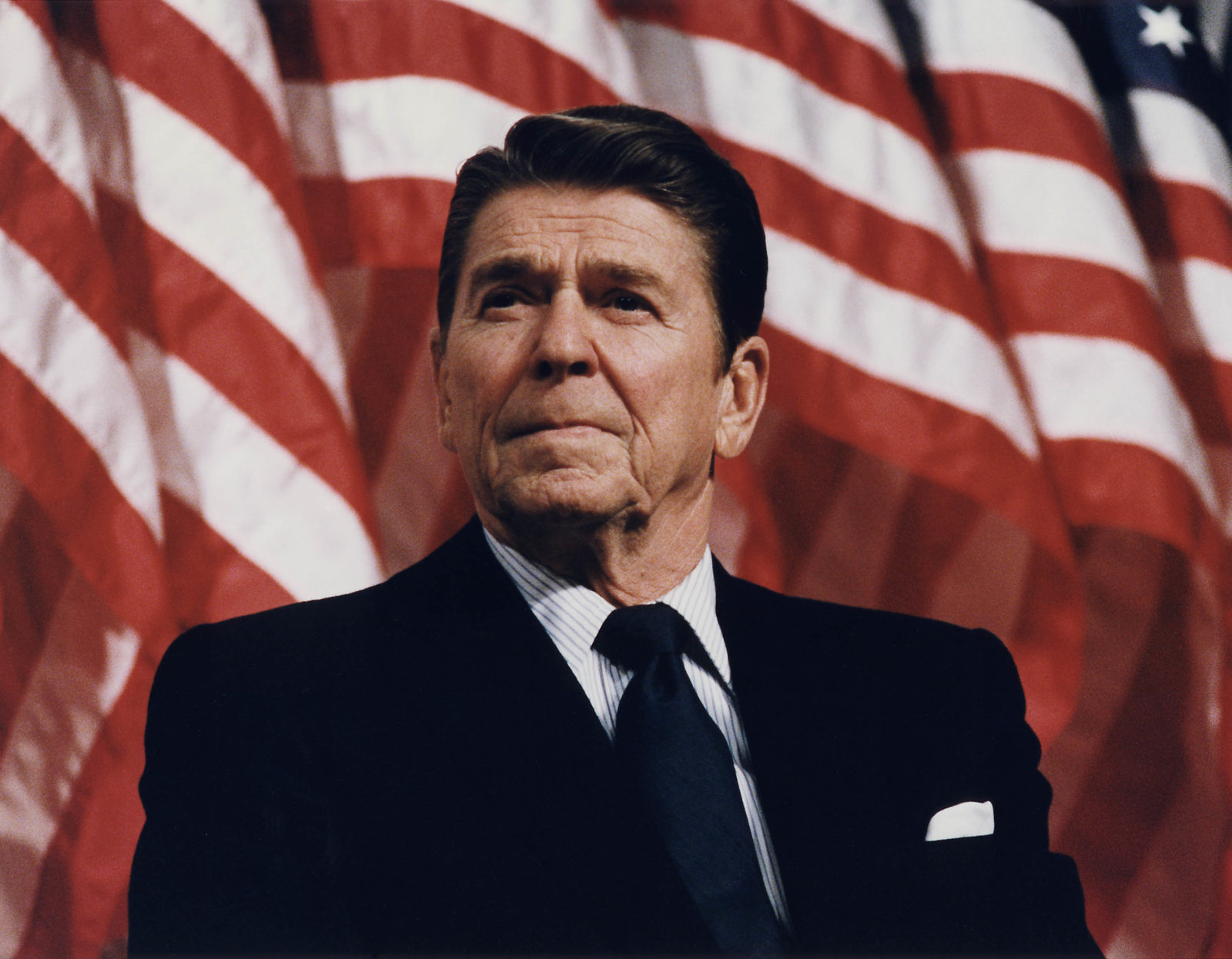 Was an Alien responsible for Reagan's presidency?