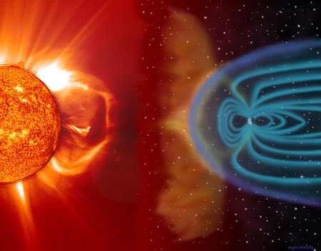 NEW PARTICLES EMNATEING FROM THE SUN ARE MUTATING ALL MATTER