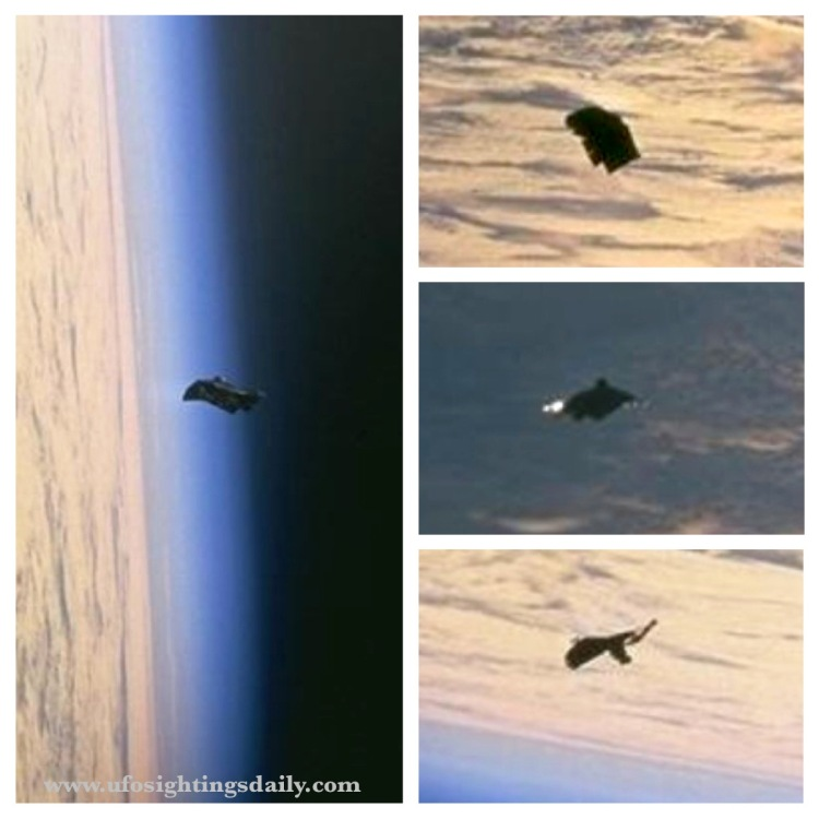 UFO Sighting Photos Leaked Out Of NASA-Johnson Space Center, 100% Clear UFOs In High Detail