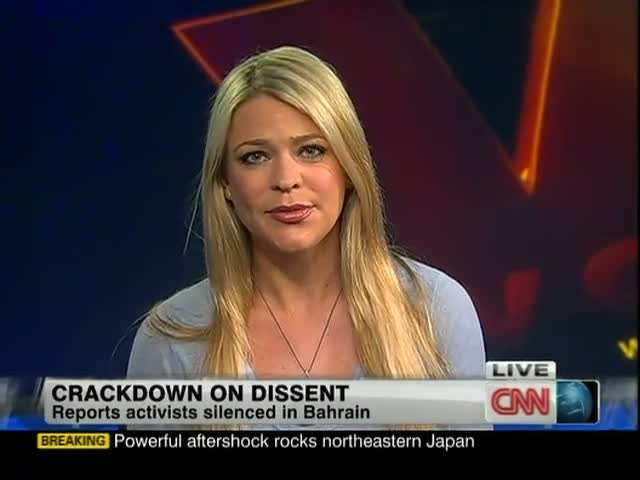 Peace, Love, & Pepper Spray | Interview with Amber Lyon