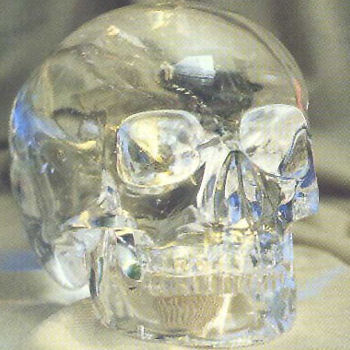 Message from The Crystal Skulls…