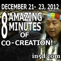 Between December 21-23, 2012  You Will Have 8 Minutes To Receive The Answers To All Of Life Mysteries