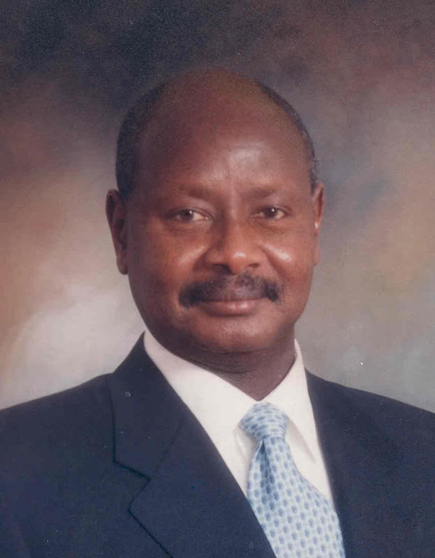 UGANDAN PRESIDENT REPENTS OF PERSONAL, NATIONAL SINS