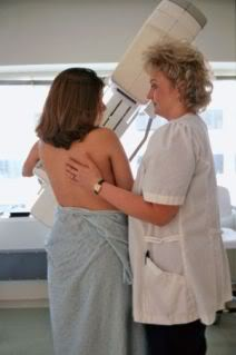 Scarey New mammogram in the news