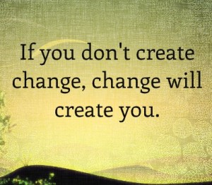 Ifyoudontcreatechange