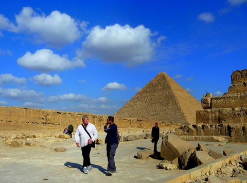 The Promise Revealed Rob Potter Amazing Interview - 12 amazing world heritage sites you have to visit
