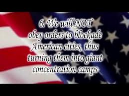 A Message To America From Oath Keepers | US Soldiers Defending The Constitution Video