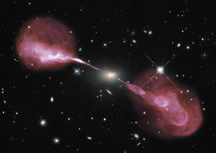 A Multi-Wavelength View of Radio Galaxy Hercules-A