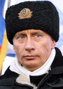 With Tears in Eyes, Putin tells Russian People Secret Agenda has been Defeated