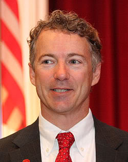Rand Paul Hints At 2016 Presidential Run