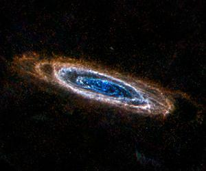 Fat or flat: getting galaxies into shape
