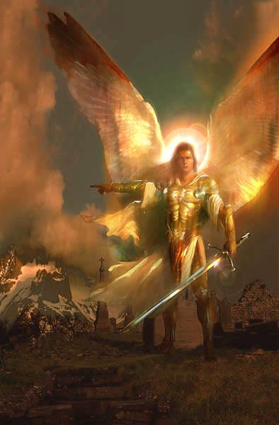 Archangel Gabrielle – The Illusion is Over and the New Reality is Achieved