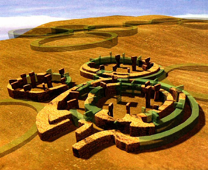 12,000-year-old unexplained structure in Gobekli Tepe