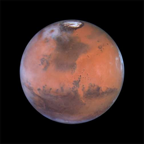 Plan announced for manned mission to Mars in 2018