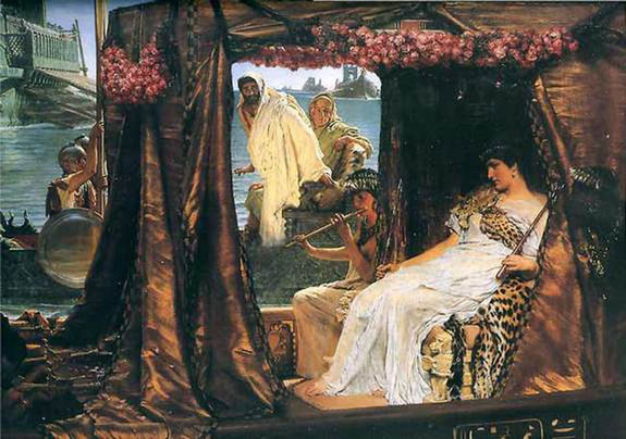 Have Bones of Cleopatra's Murdered Sister Been Found?
