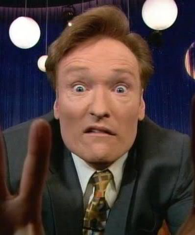 COMEDY: Conan O'Brien On Rising Gas Prices