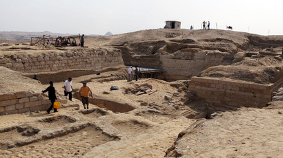 Here is Another One!  3000 Year Old Pyramid Discovered