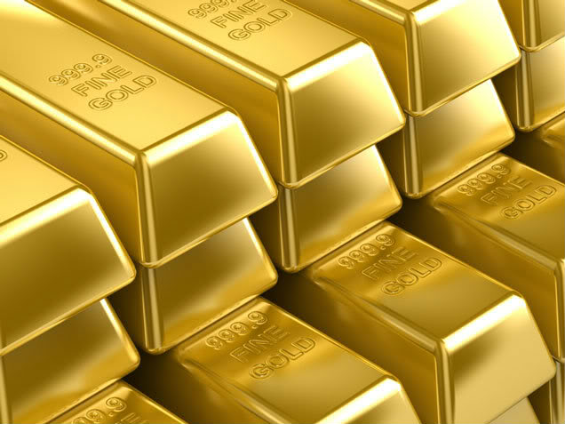 Panic selling forces gold to two-year low