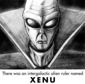 Scientology: Tom Cruise, John Travolta – UFOs and Aliens in their Belief-System