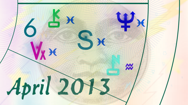 Carl Boudreau's Sign-by-Sign Astrology Forecast for April 2013