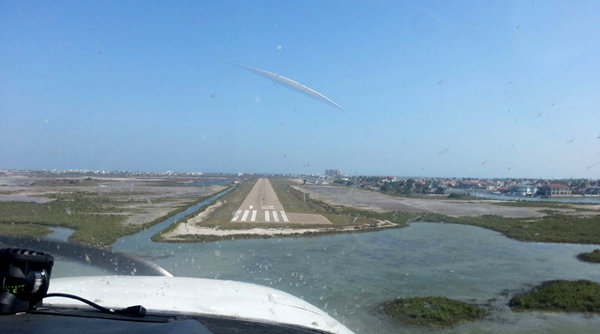 UFO News : Pilot Baffled By Object In Sky Over Port Aransas Airport, Texas, USA