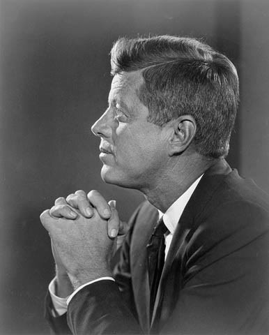 President John F. Kennedy addresses WEATHER CONTROL at the UN