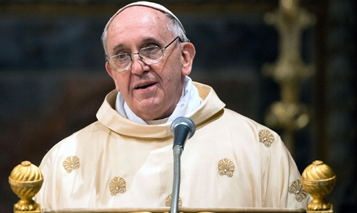 Pope: Churh 'Obsessed' With Abortion, Birth Control, and Gay Marriage