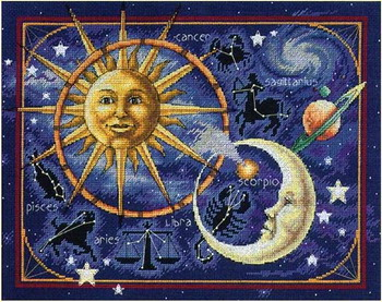 astrology-painting-sun-moon-zodiac-signs