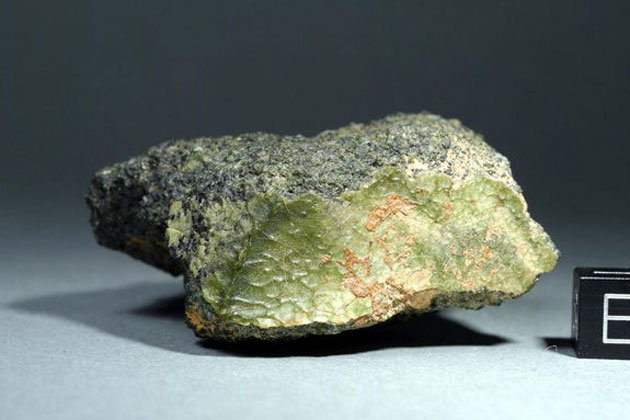 Green Meteorite May Be from Mercury, a First