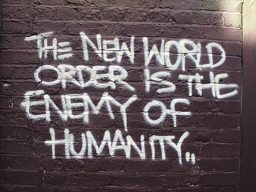 "Peter Eyre's  PART 3 ""The New World Order"""