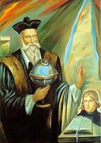 Nostradamus: The way to immortality through the unification of consciousness