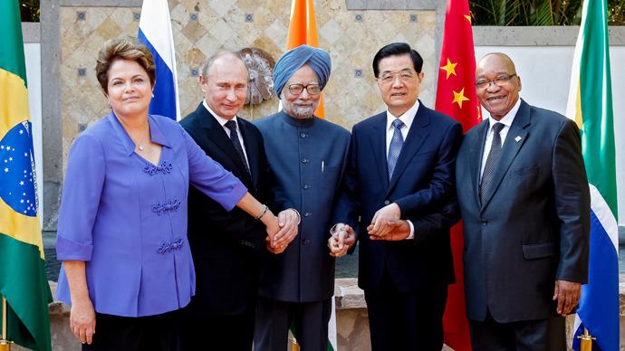 RT: Under Construction: BRICS the stage to build multi-polar world