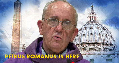 International Arrest Warrant issued against Pope Francis I, Jorge Mario Bergoglio, for Crimes against Humanity and Child Trafficking