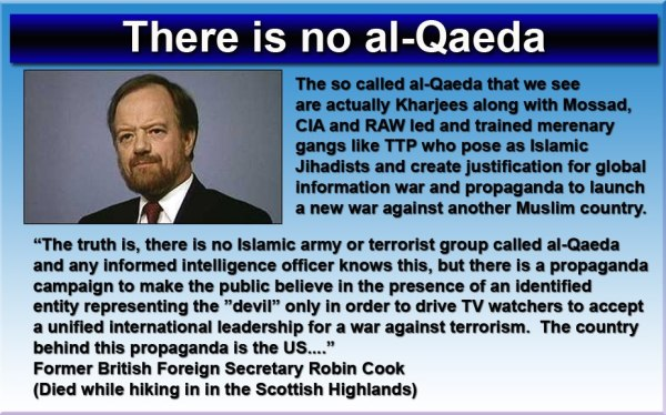 Don't Buy al-Qaeda is What They Want You to Think It Is…