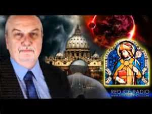 THE VATICAN'S SECRET PLAN FOR THE ARRIVAL OF AN ALIEN GOD ► TOM HORN W/RED ICE RADIO