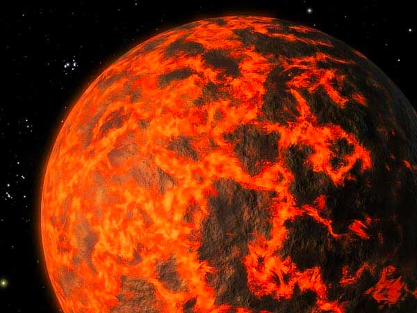 Alien Planet Photo: Is Something Really Out There?